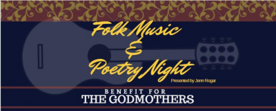 Folk and Poetry Benefit for Homeless Women and Chi...