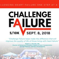 Challenge Failure Walk and Run