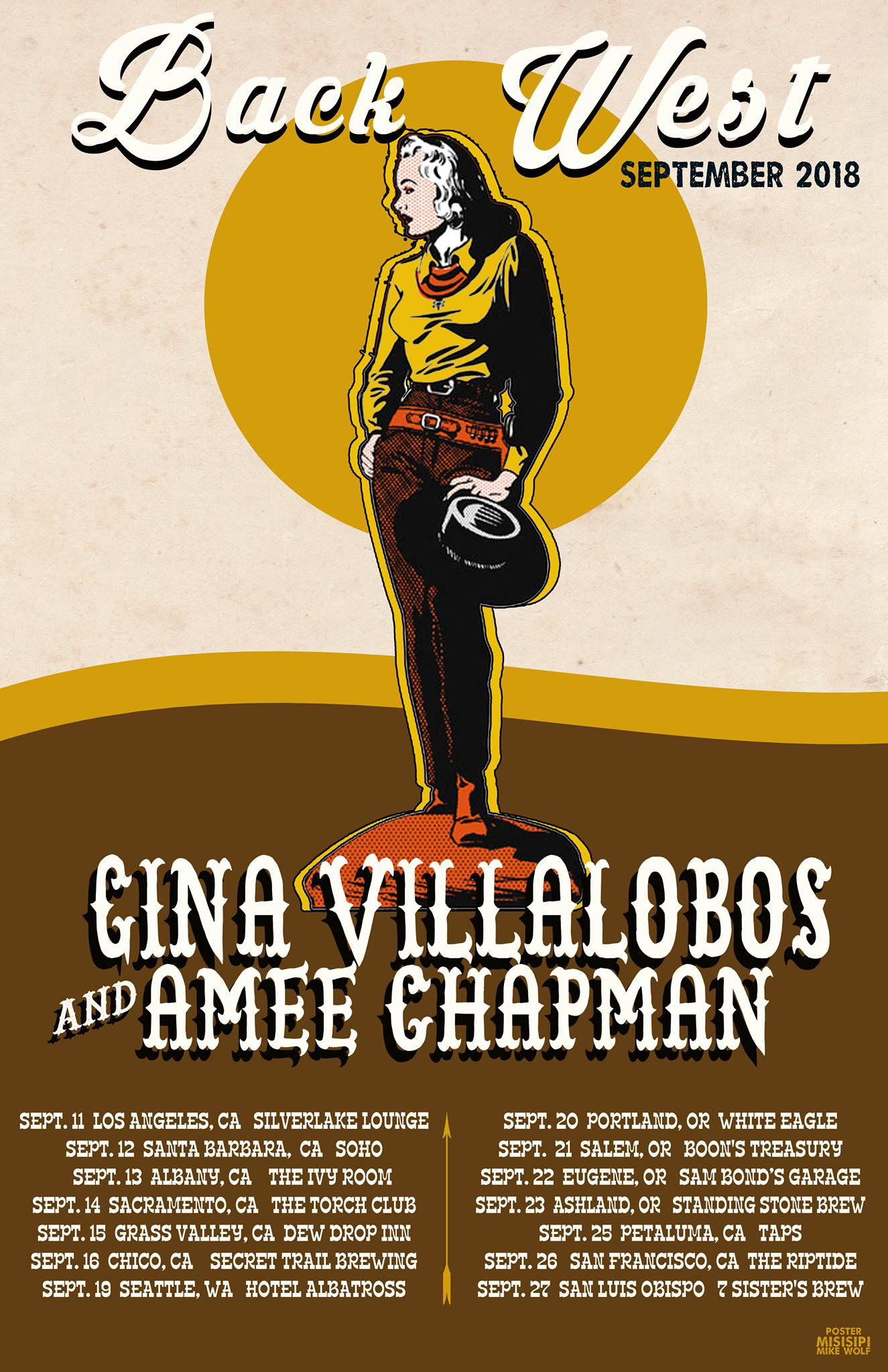 Happy Hour With Gina Villalobos And Amee Chapman Presented By Torch