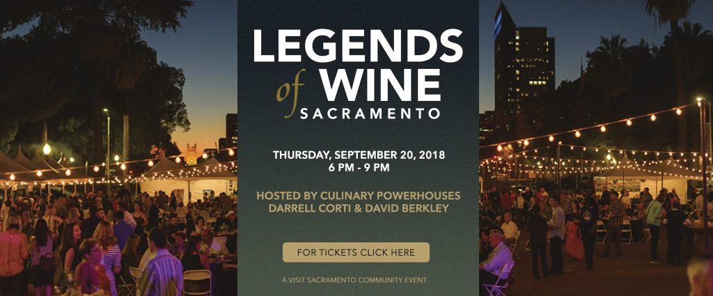 Legends of Wine