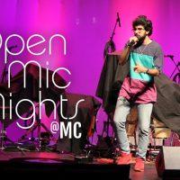 Open Mic Nights at MC (October)
