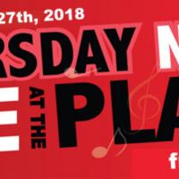 Thursday Night Live at the Plaza