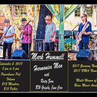 Mark Hummel, Harmonica Man