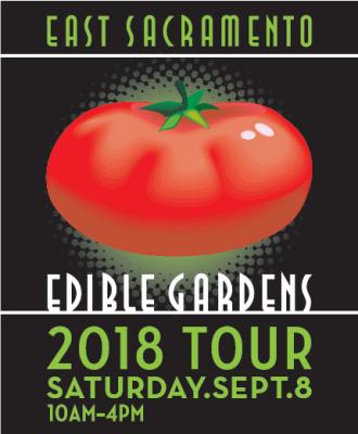 East Sacramento Edible Gardens Tour