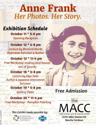 Anne Frank: Her Photos. Her Story.