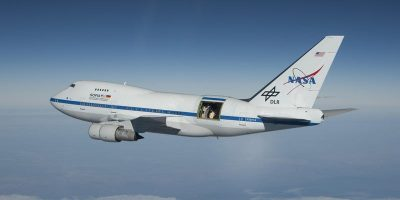 NASA Pilots Lecture: Stratospheric Observatory for...