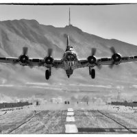 B-17 Bomber Tour and Ride