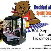 Breakfast with the Bears