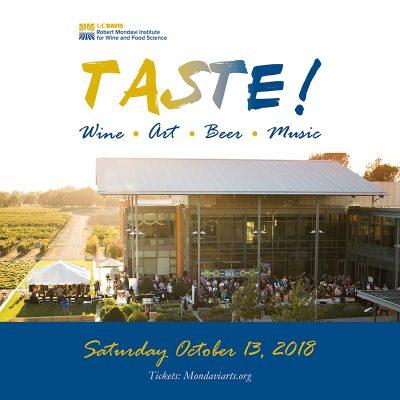 Taste 2018: Food, Wine, Beer, Art, and Music