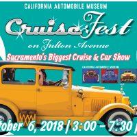 CruiseFest On Fulton Avenue
