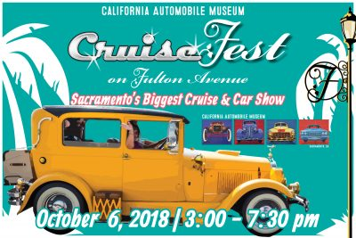 CruiseFest On Fulton Avenue