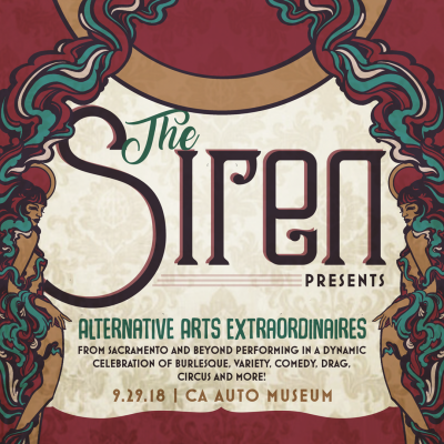 The Siren Presents Pop Up Event