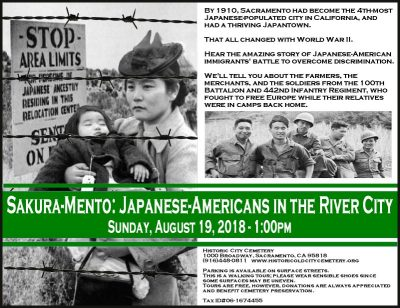 Sakura-mento: Japanese-Americans in the River City...
