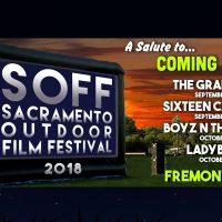 Sacramento Outdoor Film Festival 2018