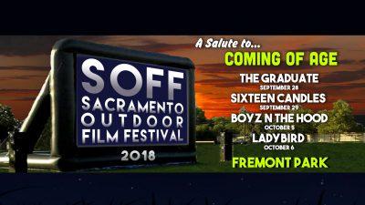 The Sacramento Outdoor Film Festival 2018