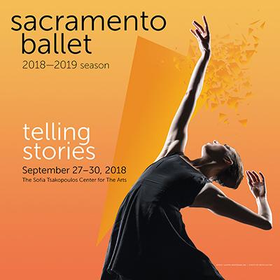 Sacramento Ballet: Telling Stories