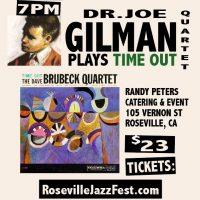Roseville Jazz Festival Concert Series 2018