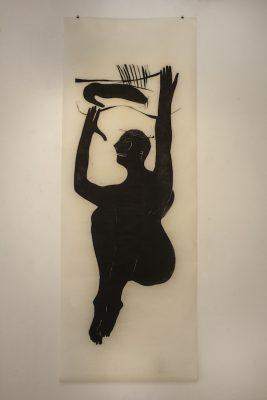 Ubersee: Linocut Prints by Susanne Isabel Bockelma...