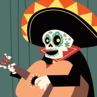 Dia de Los Muertos Fiesta 2018