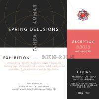 Spring Delusions Art Exhibit