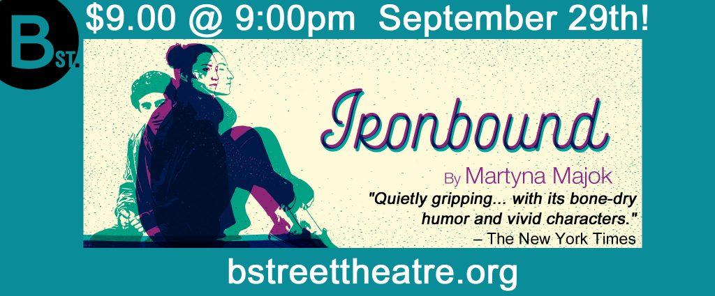 B Street Theatre: Ironbound
