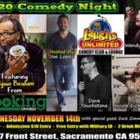 420 Comedy Night