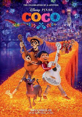 Outdoor Movie Night: Coco