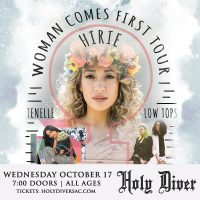 Hirie: Woman Comes First Tour