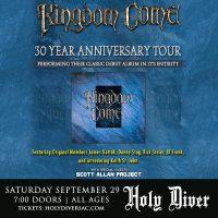 Kingdom Come: 30 Year Anniversary Tour