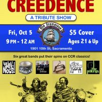 50 Years of Creedence: A Tribute Show
