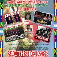 Fiesta En La Calle Latin American Independence Celebration