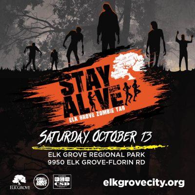 City of Elk Grove Zombie Tag