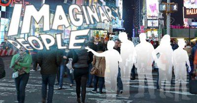 Imaginary People: Long Form Improv