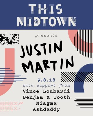 KOLAS Presents THIS Midtown Summer Finale Featuring Justin Martin