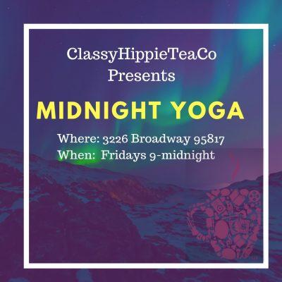 Midnight Yoga
