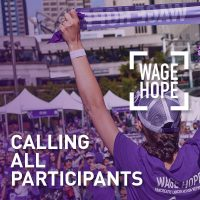 PurpleStride Sacramento 2018: The Walk to End Pancreatic Cancer
