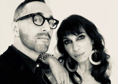 Lara Downes and Theo Bleckmann
