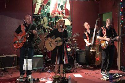 Natalie Cortez Band and According to Bazooka