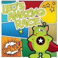 Leo's Amazing Race: Superhero Edition