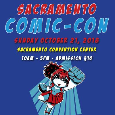 SAC Comic-Con
