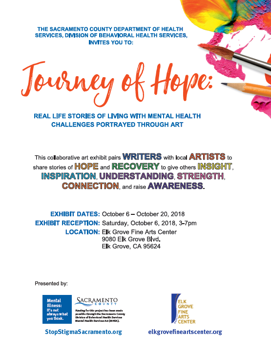 Journey Of Hope Real Life Stories Of Living With Mental Health