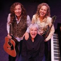 Cris Williamson, Barbara Higbie, and Teresa Trull