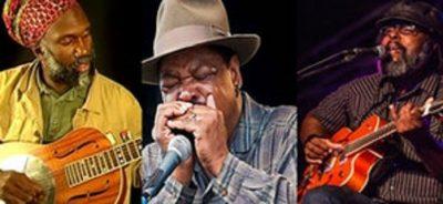 Corey Harris and Guy Davis True Blues Tour