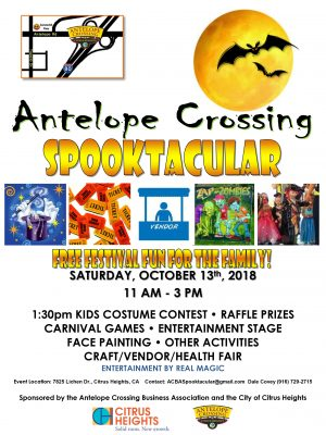 10th Annual Antelope Crossing Spooktacular
