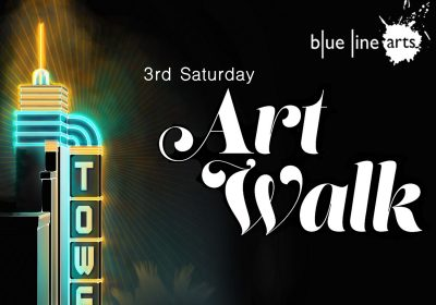 3rd Saturday Art Walk Reception and Symphony Night...