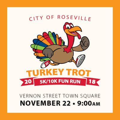 City of Roseville Turkey Trot