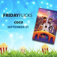 Friday Flicks: Coco