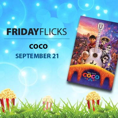 Friday Flicks: Coco