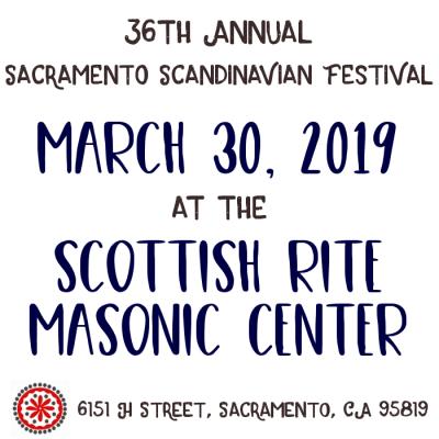 36th Annual Sacramento Scandinavian Festival