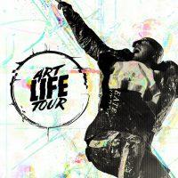David Garibaldi Art Life Tour